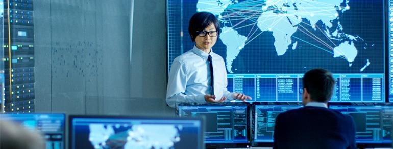 情報漏えい対策へのセキュリティコンサルティング